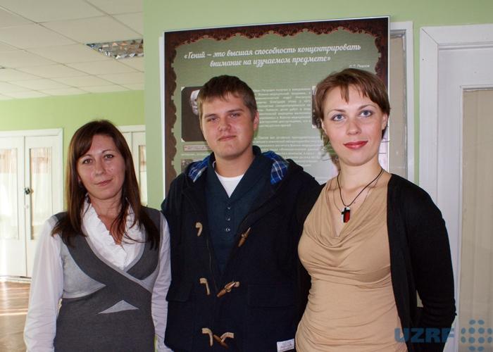 Наталья Афонина, Николай Маляров, Елена Соколова