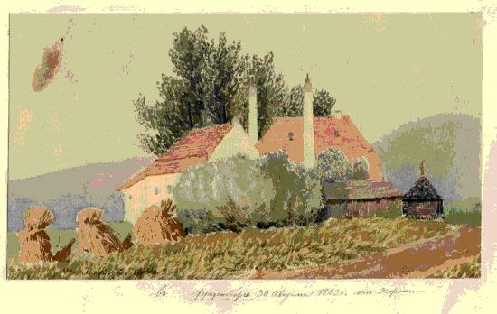 Рисунок Георгия Александровича